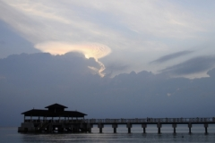 9 photodune-3011464-boat-jetty-and-clouds-in-malaysia-island-s